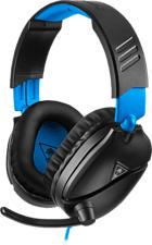 TURTLE BEACH Recon 70P - Gaming Headset (Schwarz/Blau)