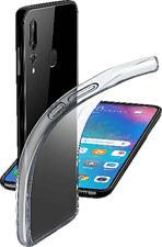 CELLULAR LINE Fine Cover - Coque (Convient pour le modèle: Huawei P30 Lite)
