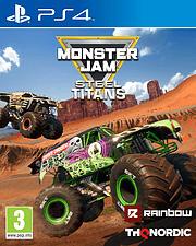 PS4 MONSTER JAM STEEL TITANS /E/F/I/ES