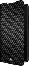 BLACK ROCK Flex Carbon - Étui portefeuille (Convient pour le modèle: Huawei P30 Pro)
