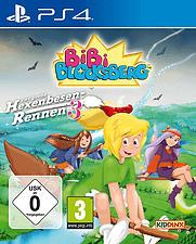 PS4 - Bibi Blocksberg: Das große Hexenbesen-Rennen 3 /D