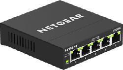 NETGEAR GS305E - Switch (Schwarz)