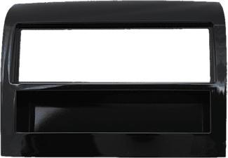 RTA Fiat - 1-DIN mascherina (Nero)