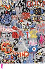 GAYA Rage 2 - Graffiti dei bulli - Taccuino (Multicolore)