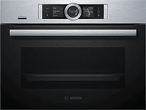 BOSCH CSG656RS7 - Forni a vapore (Acciaio inossidabile)
