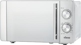 KOENIG B01106 - Micro-onde (Argent)