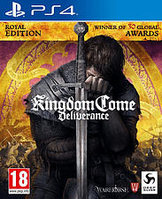 PS4 - Kingdom Come: Deliverance - Royal Edition /F