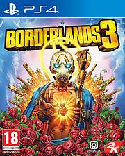 PS4 - Borderlands 3 /D