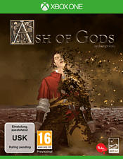 Xbox One - Ash of Gods: Redemption /D