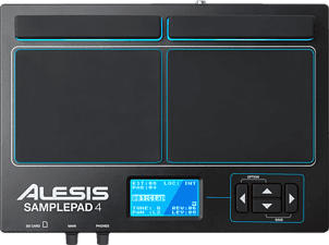 ALESIS SamplePad 4 - Percussion et Sample Player (Noir)