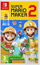 Switch - Super Mario Maker 2 /F