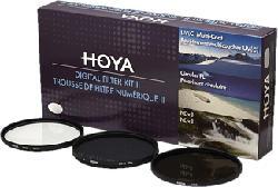 HOYA Hoy504311 UV+POL 52MM - Set di filtri (Nero)