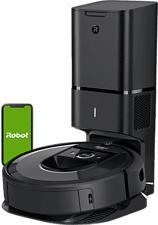 IROBOT iRobot Roomba i7+ - Robot Vacuum (grigio scuro)