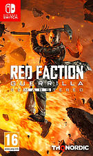 Switch - Red Faction: Guerrilla - Re-Mars-tered Edition /F/I
