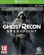 Xbox One - Tom Clancy's Ghost Recon: Breakpoint - Ultimate Edition /Mehrsprachig