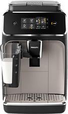 PHILIPS EP2235/49 - Café entièrement automatique (Noire/Marron zinc)