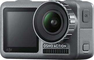 DJI Osmo Action - Actioncam Gris