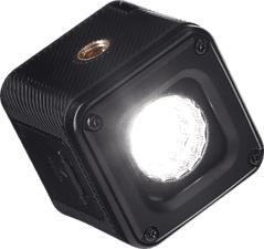ROLLEI 28510 Lumen Solo - Beleuchtung (Schwarz)