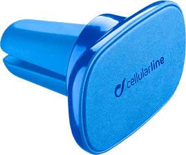 CELLULAR LINE Magnetic Car Holder - Support voiture (Bleu)