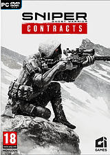 CDR SNIPER GHOST WARRIOR CONTRACTS /M