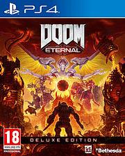 PS4 - DOOM Eternal: Deluxe Edition /D