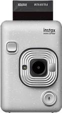 FUJIFILM instax mini LiPlay - Appareils photo instantanés Pierre blanc