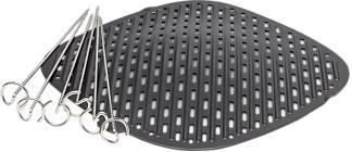 PHILIPS HD9951/00 - Kit expert gril (Noir/Acier inoxydable)