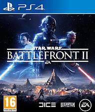 PS4 - Star Wars: Battlefront II /D