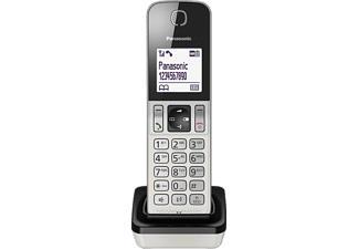 PANASONIC KX-TGDA30EXW (combiné supplémentaire) - Téléphone sans fil (Argent/Noir)