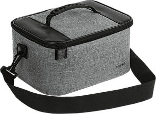 KONIX Mythics Lunch Bag - Tasche (Schwarz/Grau)