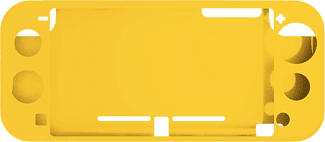 KONIX Silicone Protection - Coque (Jaune)