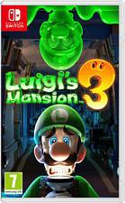 Switch - Luigi's Mansion 3 /D
