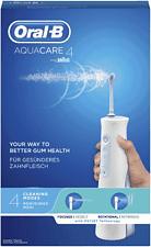 ORAL-B Aqua Care 4 - Hydropulseur (Blanc)