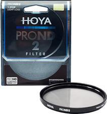 HOYA ND2 Pro 77mm - Graufilter (Schwarz)