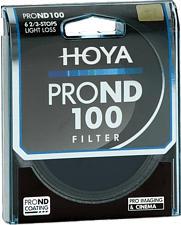 HOYA ND100 Pro 49mm - Graufilter (Schwarz)