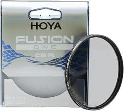 HOYA Fusion ONE POL 40.5mm - Filtro di polarizzazione (Nero)