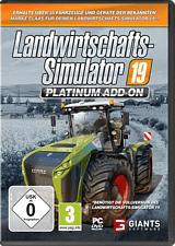 PC - Landwirtschafts-Simulator 19 Platinum Add-On /D