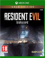 Xbox One - Resident Evil 7 biohazard: Gold Edition /D