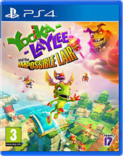 PS4 - Yooka-Laylee and the Impossible Lair /D