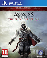 PS4 - Assassin's Creed: The Ezio Collection /D