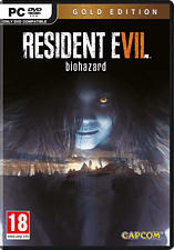 PC - Resident Evil 7 biohazard: Gold Edition /D