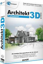 PC - Architekt 3D Professional: Version 20 /D
