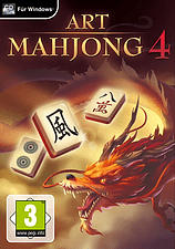PC - Art Mahjong 4 /D