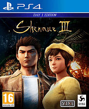 PS4 - Shenmue III : Édition Day 1 /F