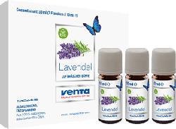 VENTA 60490 Fragranza Biologica di Lavanda - Olio aromatico (Multicolore)