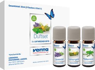 VENTA 60442 Huiles parfumées Bio - Set exlusif N°2 - Set d'huile parfumée (Multicouleur)