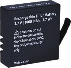 ROLLEI Actioncam 8s/9s - Batteria (Nero)