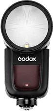 GODOX V1 C TTL Canon - Speedlight (Nero)