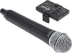 SAMSON Go Mic Mobile Handheld - Microphone (Noir)