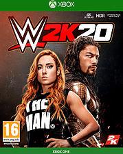 Xbox One - WWE 2K20 : Édition Standard /F